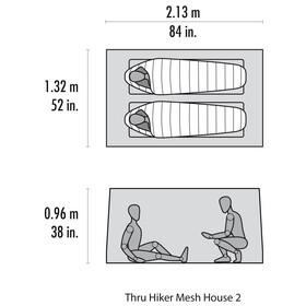 MSR Thru-Hiker Mesh House 2